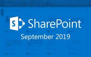 sharepoint updates