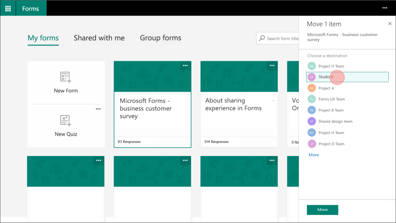 Microsoft Forms 1
