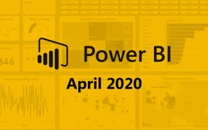 power bi april updates