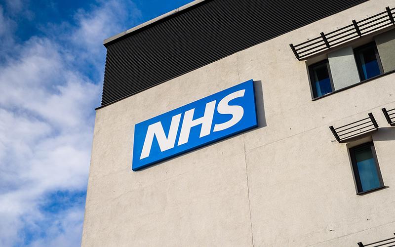 NHS-building