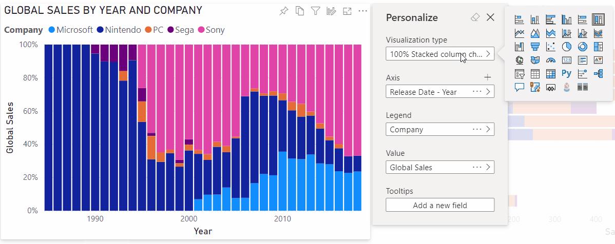 personalise-visuals-graph