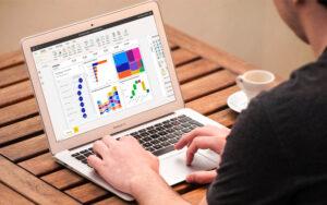 Power BI analytics and business intelligence